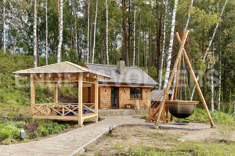 Баня и Сибирский чан