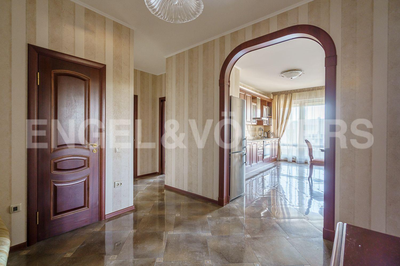 Элитные квартиры в Центральном районе. Санкт-Петербург, Большой Сампсониевский проспект, 4-6. Холл-прихожая