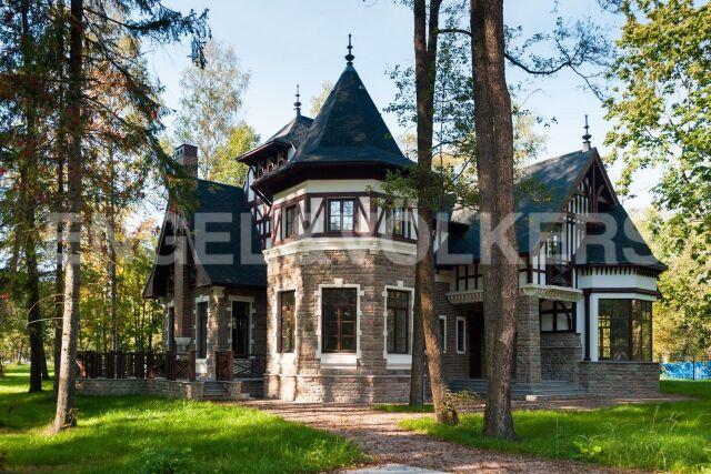 г. Зеленогорск – вилла с видом на Финский залив