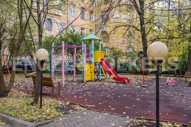Элитные квартиры в Центральном районе. Санкт-Петербург, Очаковская ул., д.5.