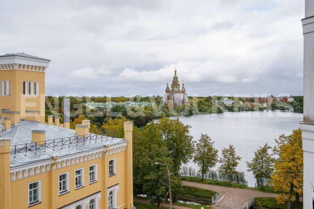 Петергоф – элегантная квартира с видом на Петропавловский собор