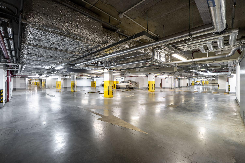 Подземный паркинг комплекса