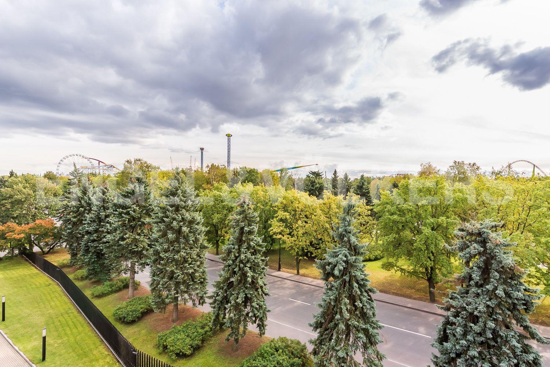 Вид на Приморский парк Победы