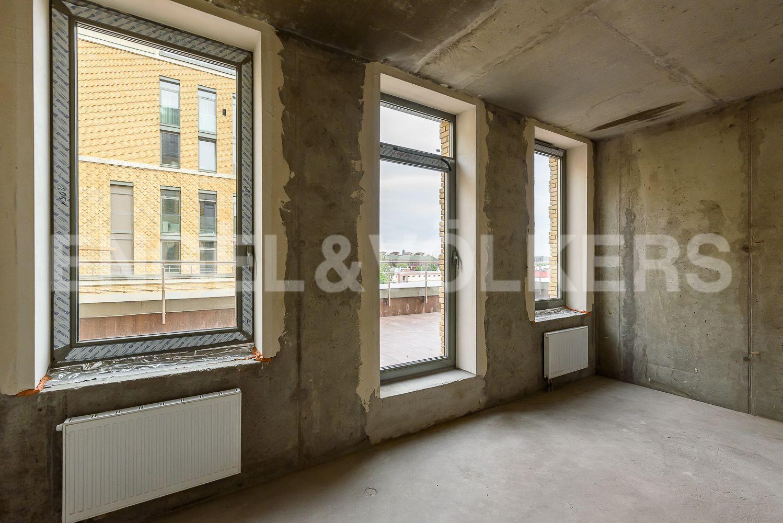 Элитные квартиры в Центральном районе. Санкт-Петербург, ул. Кирочная, 70, строение 1. Выход на Террасу