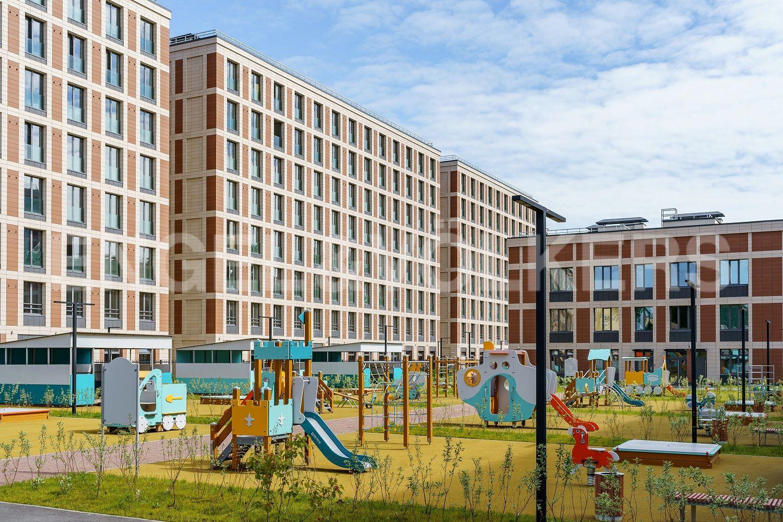 Благоустройство для комфорта жильцов комплекса
