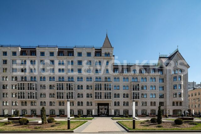 «Русский дом» – архитектура и комфорт