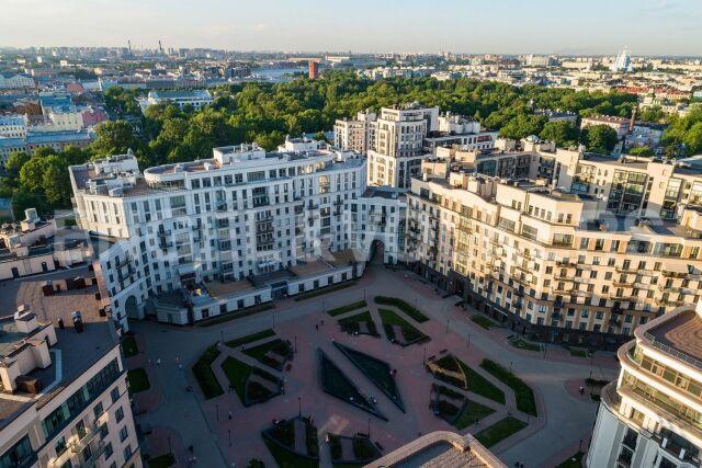 «Парадный квартал» – комфорт у Таврического сада