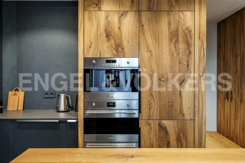Техника AEG на кухне