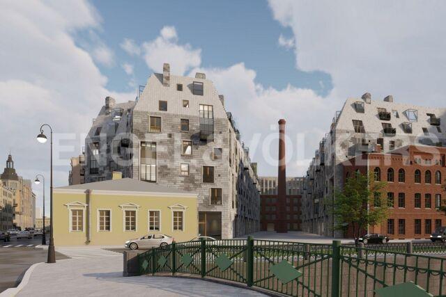 Meltzer Hall – идеальная квартира для жизни или инвестиции
