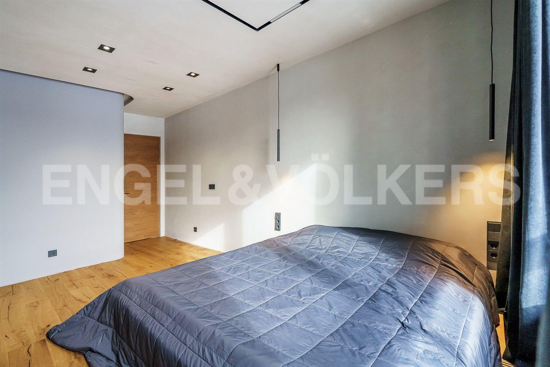 Мастер-спальня пл. 16,5 кв.м