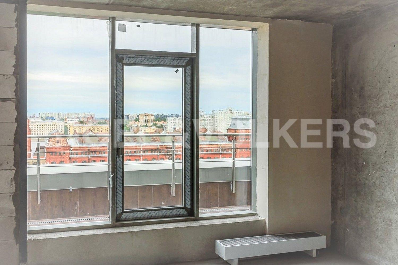 Элитные квартиры в Центральном районе. Санкт-Петербург, ул. Кирочная, 70. Мастер-спальня квартиры