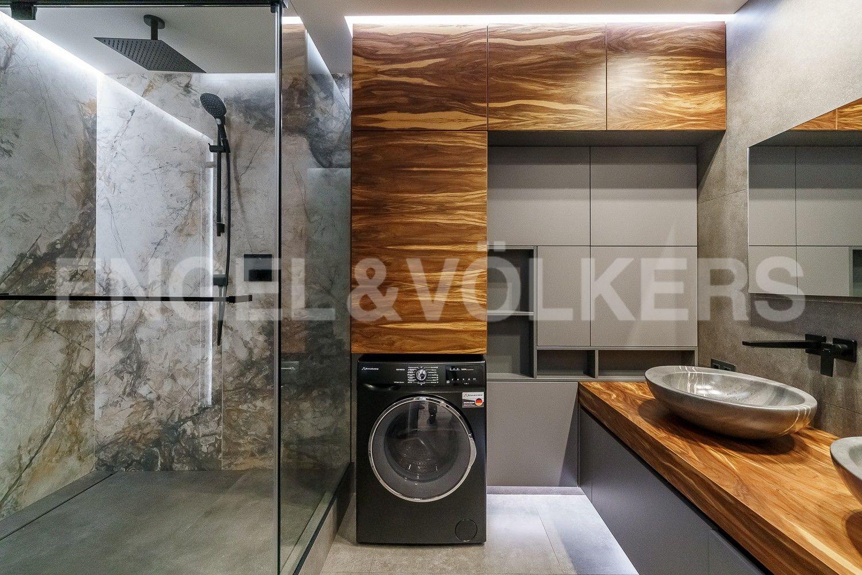 Ванная комната пл.6,7 кв.м.