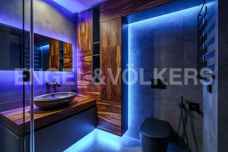 Ванная комната пл.5 кв.м.