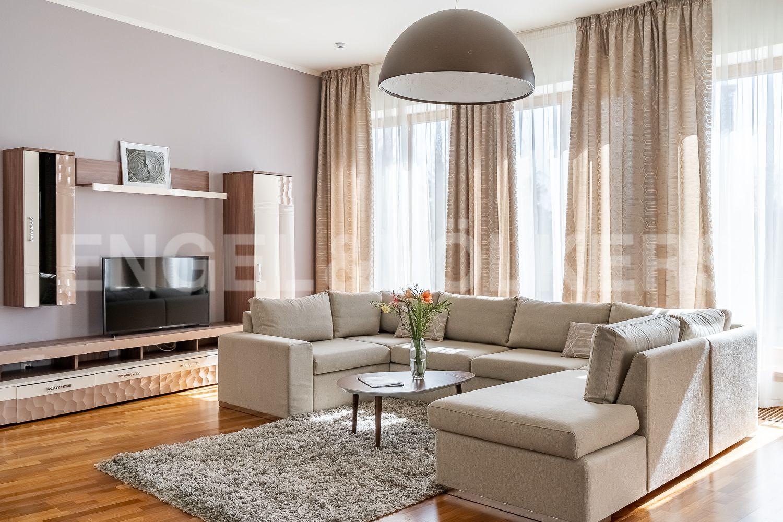 Элитные квартиры на . Санкт-Петербург, наб. Мартынова, д. 74Б. 004