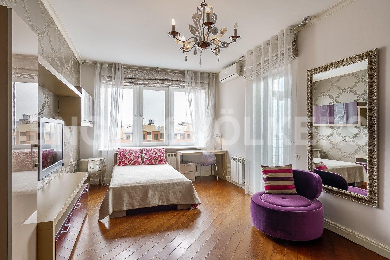Элитные квартиры на . Санкт-Петербург, ул.Рюхина д.10. Детская