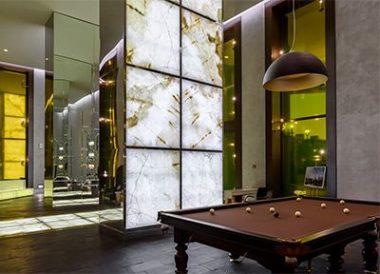 Клубный дом «Мальта» - единственный проект Филиппа Старка в Санкт-Петербурге