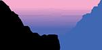 Логотип ЖК Grand View – украшение главной площади Петровского острова