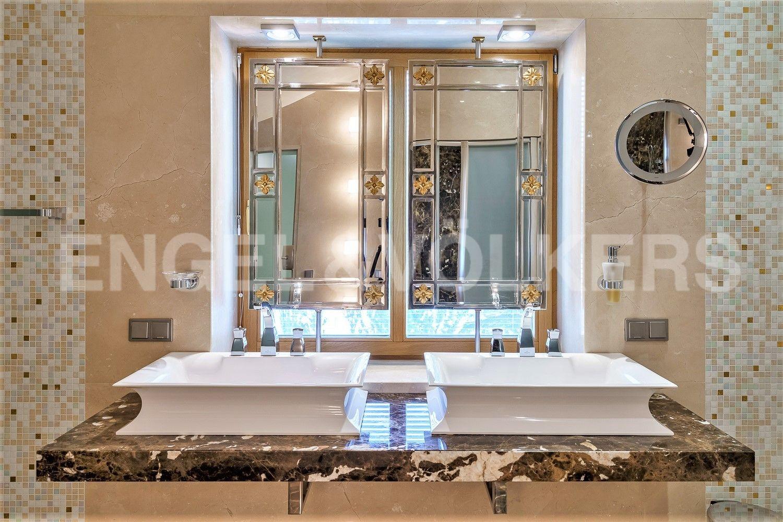 Интерьер ванной в Ala Kirjola