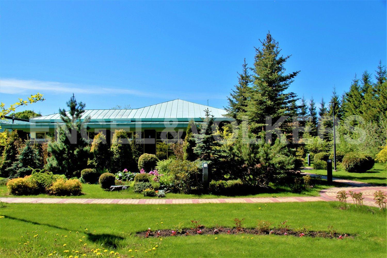 Усадьба Ala Kirjola - вид на гостевой дом