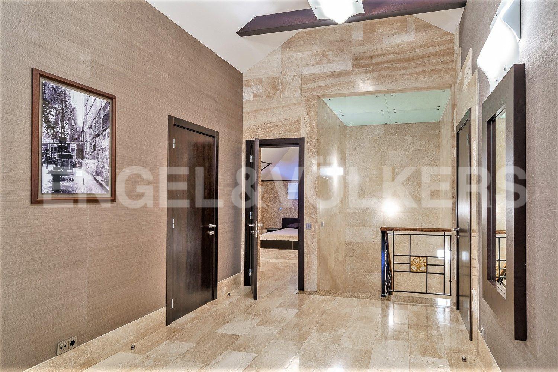 Ala Kirjola - холл в гостевом доме
