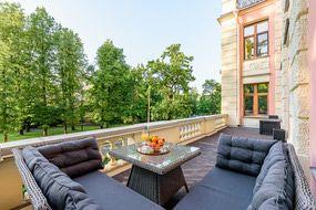 Квартиры с террасами в Санкт-Петербурге. Подборка квартир и резиденций от Engel&Völkers