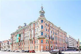 Новый клубный дом на Захарьевской, 41