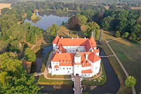 Замки, дворцы и поместья пользуются особым спросом