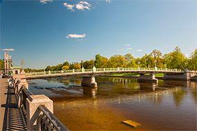 Ремонт 1-го Елагина моста продлится ещё год