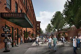 В Санкт-Петербурге создадут новое общественное пространство
